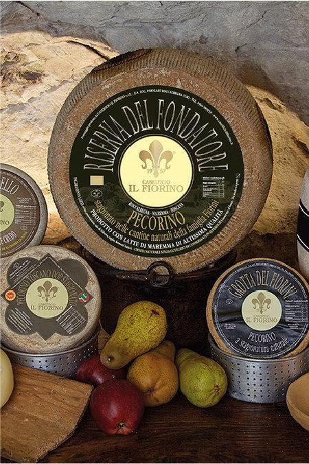 formaggi selezionati a Roma