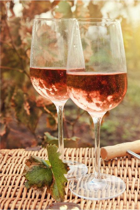 vini rosè roma